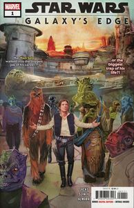 [Star Wars: Galaxys Edge #1 (Product Image)]