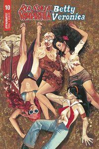[Red Sonja & Vampirella Meet Betty & Veronica #10 (Cover A Dalton) (Product Image)]
