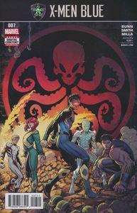 [X-Men: Blue #7 (Product Image)]