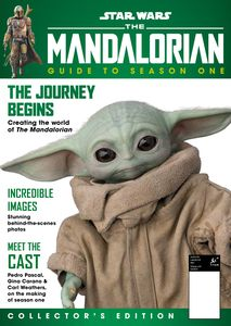 [Star Wars: The Mandalorian: Guide To Season One (Newsstand Edition) (Product Image)]