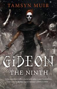 [Locked Tomb: Book 1: Gideon The Ninth (Exclusive Edition Red Case Cover & End Papers Hardcover) (Product Image)]