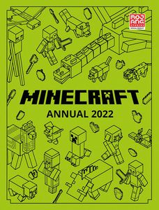 [Minecraft Annual 2022 (Hardcover) (Product Image)]