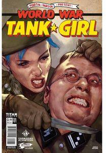 [Tank Girl: World War Tank Girl #1 (FP/Jetpack Oliver Signed Variant) (Product Image)]