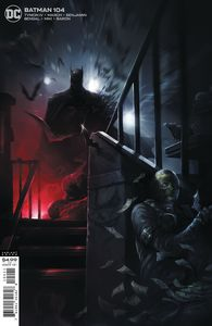 [Batman #104 (Francesco Mattina Card Stock Variant) (Product Image)]