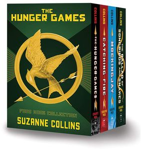 [The Hunger Games: Four Book Collection Box-Set (Hardcover) (Product Image)]