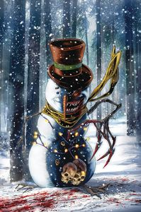 [Grimm Fairy Tales: 2019 Holiday Special (Cover D Vitorino) (Product Image)]