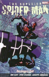 [Superior Spider-Man: Volume 4: Necessary Evil (UK Edition) (Product Image)]