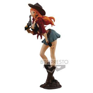 [One Piece: Treasure Cruise World Journey Statue: Nami (Product Image)]