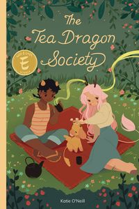 [The Tea Dragon Society (Product Image)]