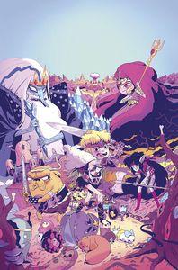 [Adventure Time Comics #13 (Subscription Monlongo Variant) (Product Image)]