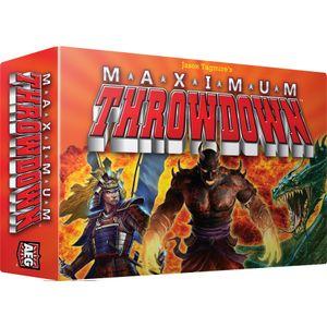 [Maximum Throwdown: Card Game (Product Image)]