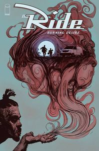 [Ride: Burning Desire #5 (Cover B Dabbs) (Product Image)]