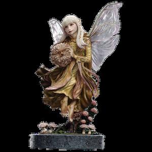 [Dark Crystal: Statue: Kira The Gelfling (Product Image)]
