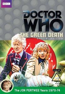 [Doctor Who: The Green Death (Special Edition) (Product Image)]