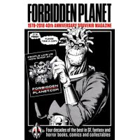 [Forbidden Planet is Forty (Product Image)]