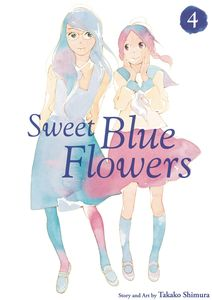[Sweet Blue Flowers: Volume 4 (Product Image)]