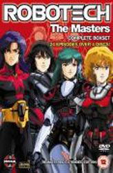 [Robotech: The Masters Complete Box Set (Product Image)]
