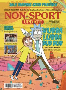 [Non Sport Update: Volume 29 #3 (Product Image)]