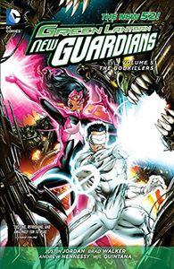 [Green Lantern: New Guardians: Volume 5 Godkillers (Product Image)]