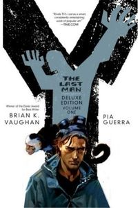[Y The Last Man: Volume 1 (Deluxe Hardcover Edition) (Product Image)]
