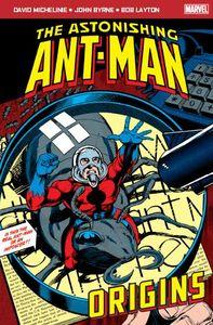 [Marvel Pocket Books: Astonishing Ant-Man: Origins (Product Image)]