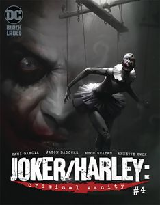 [Joker/Harley: Criminal Sanity #4 (Product Image)]
