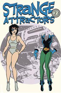 [Strange Attractors: It's Alive #2 (Cover C Trina Robbins) (Product Image)]