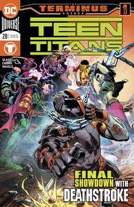 [Teen Titans #28 (Terminus Agenda) (Product Image)]