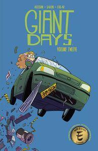 [Giant Days: Volume 12 (Product Image)]