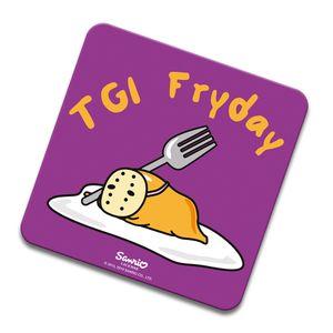 [Gudetama: Coaster: TGI Fryday (Product Image)]