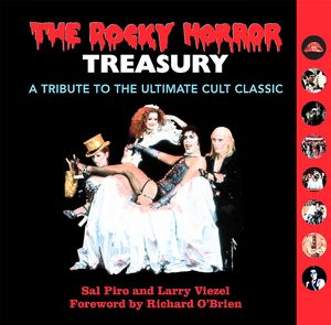[Rocky Horror Treasury: The Ultimate Cult Classic (Hardcover) (Product Image)]