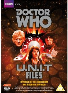 [Doctor Who: U.N.I.T. Files (Boxset) (Product Image)]