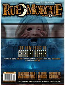 [Rue Morgue Magazine #197 (Nov Dec 2020) (Product Image)]