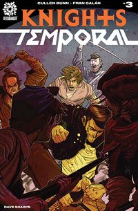 [The cover for Knights Temporal #4]