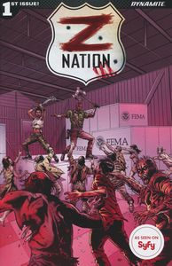 [Z Nation #1 (5 Copy Menna FOC Incentive Variant) (Product Image)]