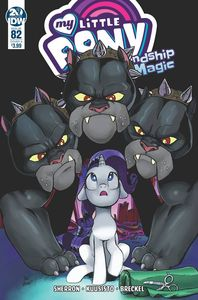 [My Little Pony: Friendship Is Magic #82 (Cover A Kuusisto) (Product Image)]