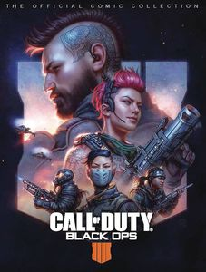[Call Of Duty: Black Ops 4 Collection (Hardcover) (Product Image)]