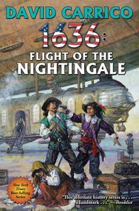 [Ring of Fire: Book 28: 1636: Flight Of The Nightingale (Product Image)]