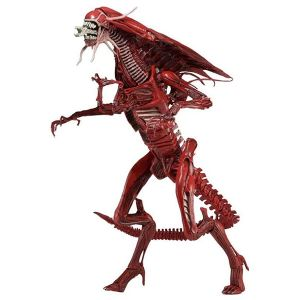 [Aliens: Genocide: Ultra Deluxe Action Figure: Red Alien Queen (Product Image)]