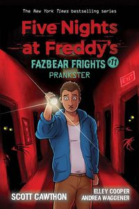 [Five Nights At Freddy's: Fazbear Frights Book 11: Prankster (Product Image)]