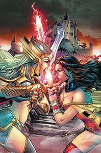 [Grimm Fairy Tales #24 (Cover B - Spay) (Product Image)]