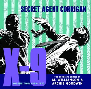 [X-9 Secret Agent Corrigan: Volume 2 (Product Image)]