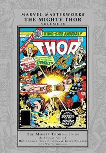[Marvel Masterworks: Mighty Thor: Volume 18 (Hardcover) (Product Image)]