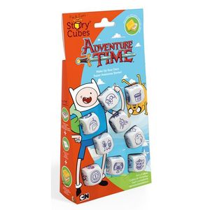 [Story Cubes: Dice Game: Adventure Time (Product Image)]