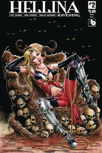 [Hellina: Ravening #2 (Deadly Beauty) (Product Image)]