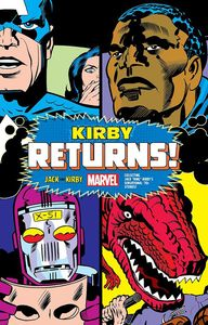 [Kirby Returns! (King Size Hardcover) (Product Image)]