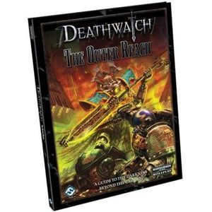 [Death Watch: The Outer Reach (Hardcover) (Product Image)]