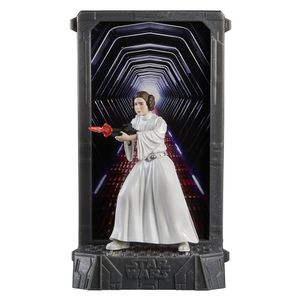 [Star Wars: Black Series: 2017 Wave 1 Diecast Action Figures: Princess Leia (Product Image)]
