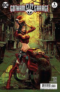 [Gotham City Garage #1 (Variant Edition) (Product Image)]