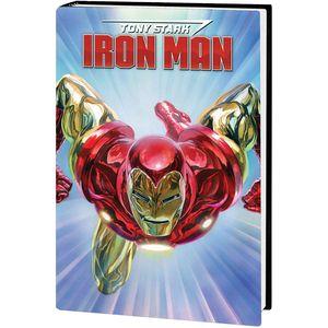 [Tony Stark: Iron Man By Dan Slott: Omnibus (Dm Variant Hardcover) (Product Image)]